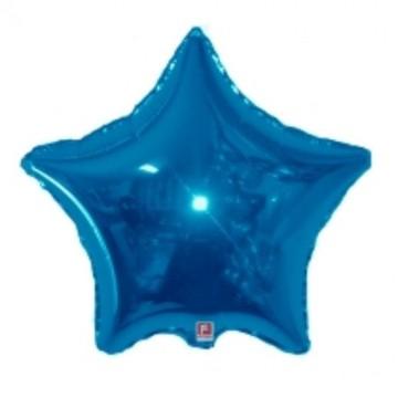 Folija plava zvezda