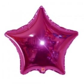 Folija ciklama zvezda