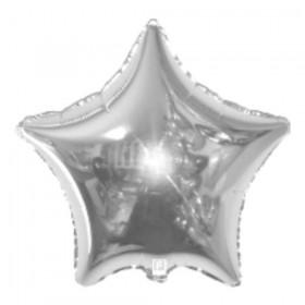 Folija srebrna zvezda
