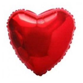 Folija crveno srce