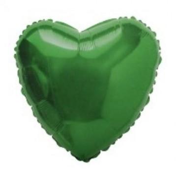 Folija zeleno srce