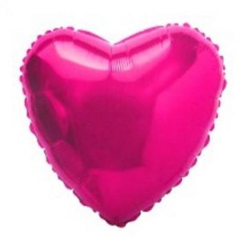 Folija ciklama srce