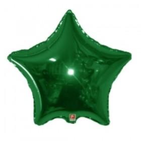 Folija zelena zvezda