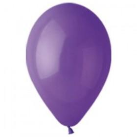 Pastel balon tamno ljubičasti