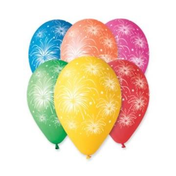 Štampani balon vatromet