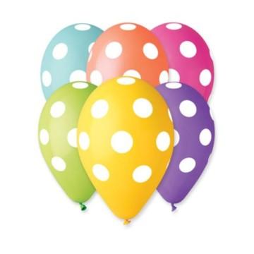 Štampani baloni tačkice