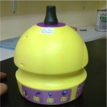 Električna pumpa žuta