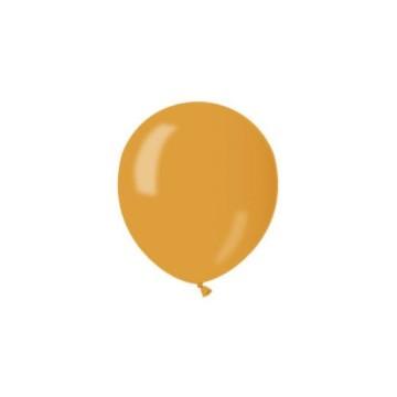 """Baloni 5"""" zlatni"""