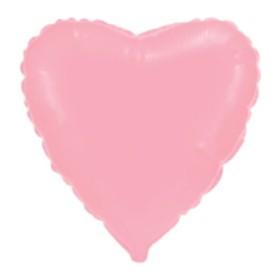 folija roze srce