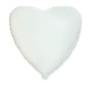 folija belo srce