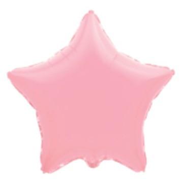 folija roze zvezda