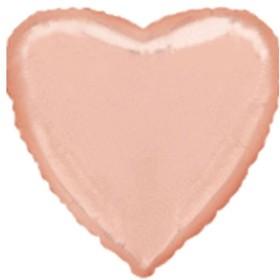 roze-zlatno srce
