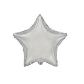 folija srebrna mala zvezda