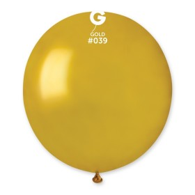 metallic gold