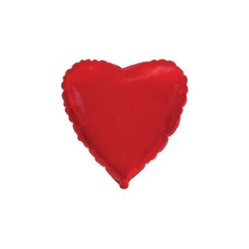 folija malo crveno srce